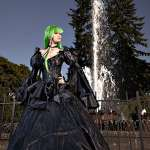 Code Geass: C.C. in a Gown
