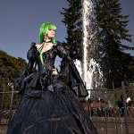 Code Geass: C.C. in a Gown