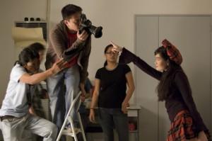 Raymund Isaac (photographer) and Patrica Miranda (make-up artist)