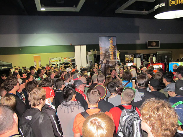 Penny Arcade Expo 2011